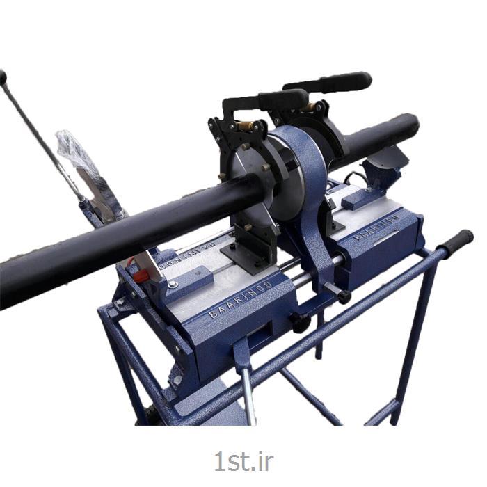 عکس دستگاه جوش لب به لب (دستگاه جوش سر به سر)دستگاه جوش فاضلابی مدل B-W160 بارینکو