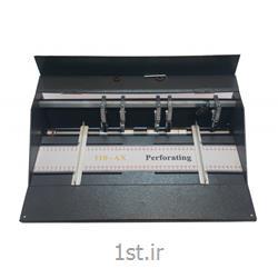 عکس ماشین آلات و دستگاه های چاپدستگاه خط تا و پرفراژ کاغذ برقی دهانه 46 سانت
