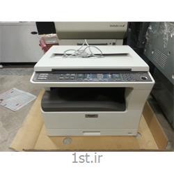 عکس دستگاه کپیفتوکپی سه کاره لیزری رومیزی شارپ 5516