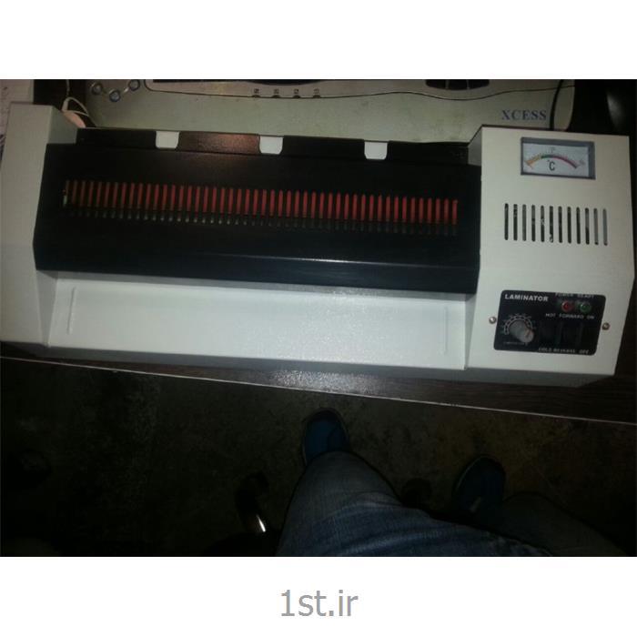 دستگاه لمینیت سرد و گرم سایز A3