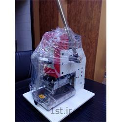 عکس ماشین آلات و دستگاه های چاپدستگاه طلاکوب دستی رومیزی hot stamping machine