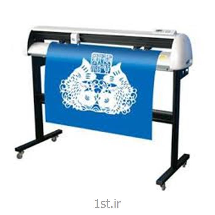 عکس ماشین آلات و دستگاه های چاپدستگاه کاترپلاتر (برش شبرنگ) عرض 120 مدل 1200h