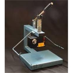 عکس دستگاه سیمی کن (صحافی)دستگاه طلاکوب دستی