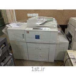 عکس دستگاه کپیدستگاه فتوکپی استوک و ارزان ریکو 1075 full option