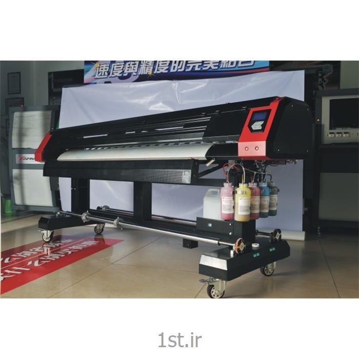 دستگاه چاپ بنر عرض 1.80 با 4 هد زار 128