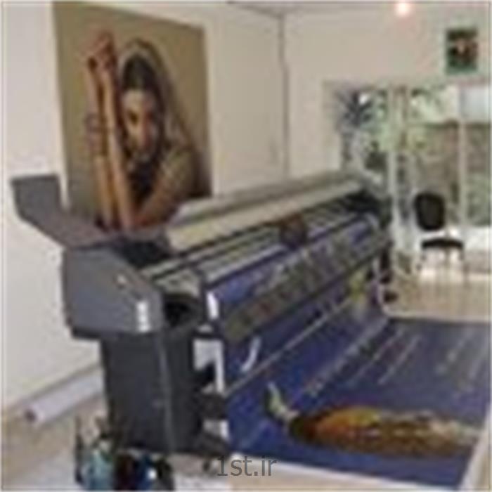 دستگاه چاپ بنر عرض 3/20 دارای 12 هد زار 128