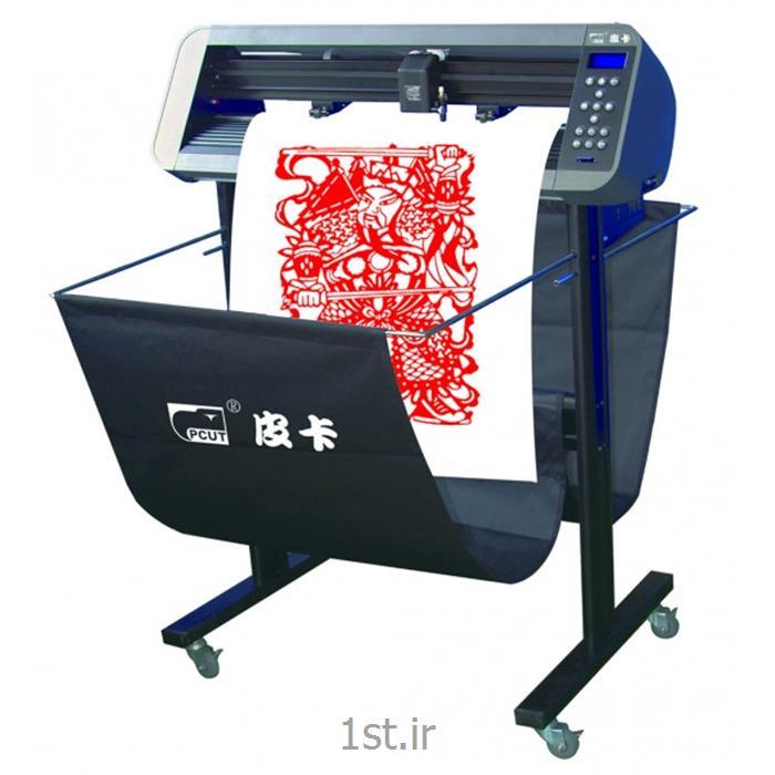 عکس ماشین آلات و دستگاه های چاپکاتر پلاتر ( برش شبرنگ ) مخزن دار مدل cs 630