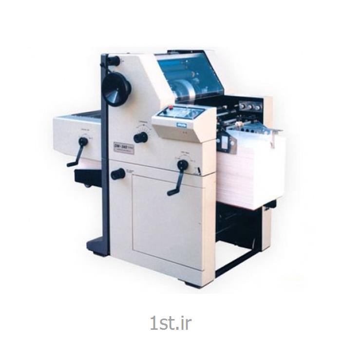 دستگاه  شماره زن تمام اتوماتیک برقی 2 کاره