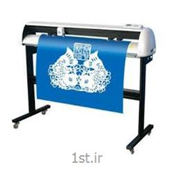 عکس ماشین آلات و دستگاه های چاپدستگاه کاترپلاتر (برش شبرنگ) عرض 120 سانت