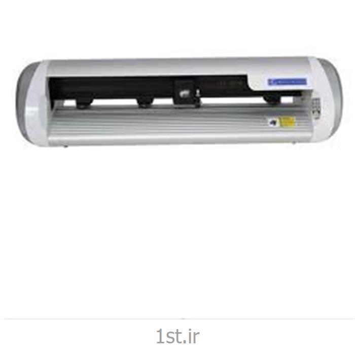 عکس ماشین آلات و دستگاه های چاپدستگاه کاتر پلاتر (برش شبرنگ) عرض 73 مدل CB730