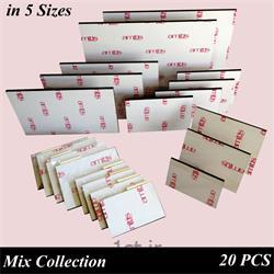 عکس قاببسته شاسی عکس میکس 20 تایی در 5 سایز