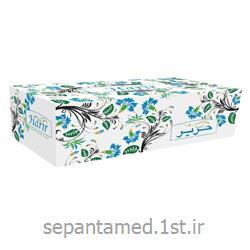 دستمال کاغذی 200 برگ حریر پارسیان