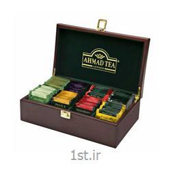 عکس چای طعم دارچای ۸۰ عددی Ahmad Tea Keeper