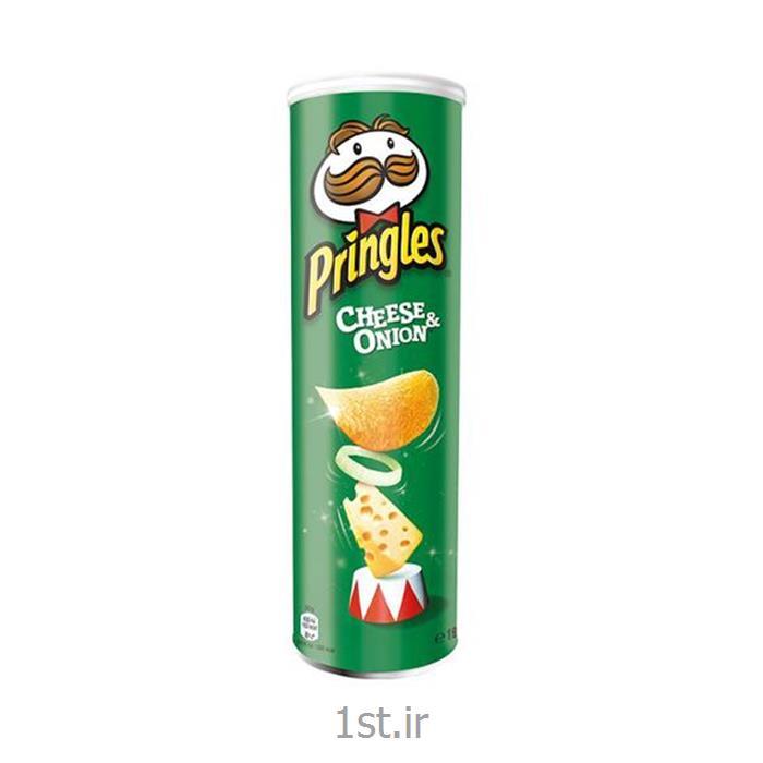 عکس سایر غذاها و نوشیدنی هاچیپس پنیر و پیاز Pringles