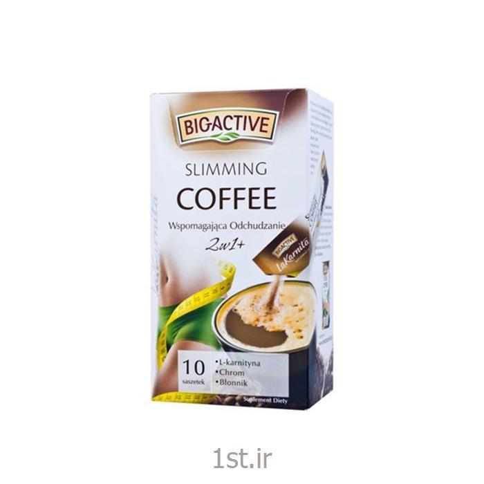 عکس نوشیدنی های قهوهقهوه اسلیمینگ کیسه ای Big-Active