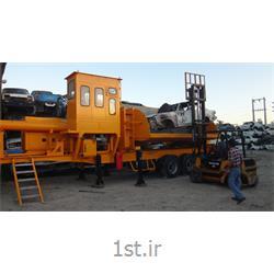 دستگاه پرس خودرو و ضایعات فلزی Mobail Car Baler