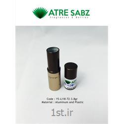 عکس قوطیتیوپ آلومینیومی رژ لب جامد 3.8 گرمی کد YS-LI18-72