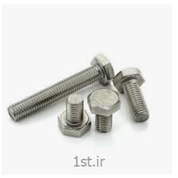 پیچ شش گوش آهنی گرید ۵.۶  DIN933
