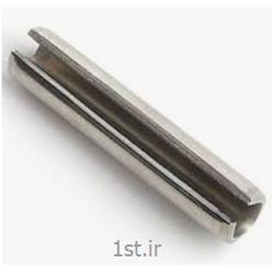 پین چاکدار فولادی DIN1481