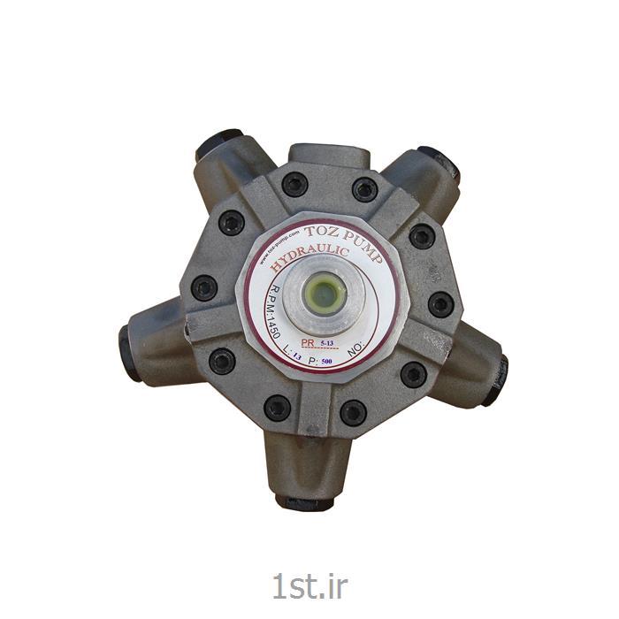 پمپ هیدرولیک پیستونی فشار قوی 13لیتر 500 بار 5 پیستون
