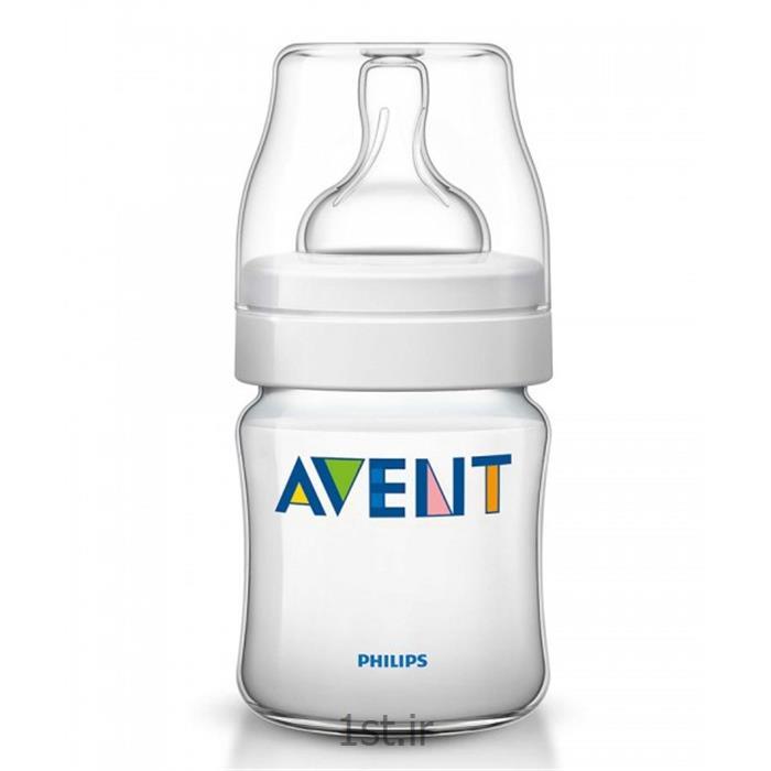 شیشه شیر آموزشی نوزاد کلاسیک 125 میل اونت Philips Avent