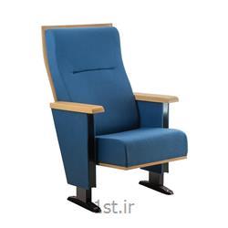 صندلی کف تاشو بصورت اتوماتیک آمفی تئاتر مدل 9020