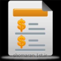 نرم افزار صورتهای مالی برنا - شماران