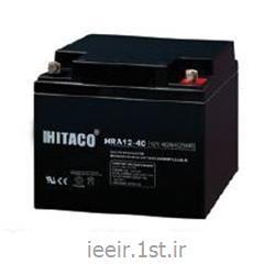 عکس باتری (باطری) خشکباتری 12 ولت 42 آمپر ساعت هیتاکو Hitaco Battery