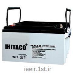 باتری 12 ولت 65 آمپر ساعت هیتاکو Hitaco Battery