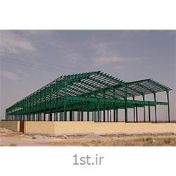 عکس سایر خدمات ساخت و ساز و مشاوره املاکاسکلت فلزی سوله