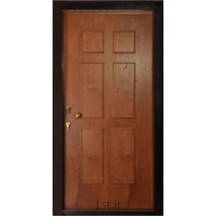 درب چوبی ضد سرقت دولوکس اپارتمانی کاوه WW