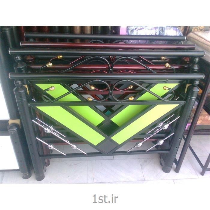 تخت فلزی فرفوژه صنایع فلزی وحدت