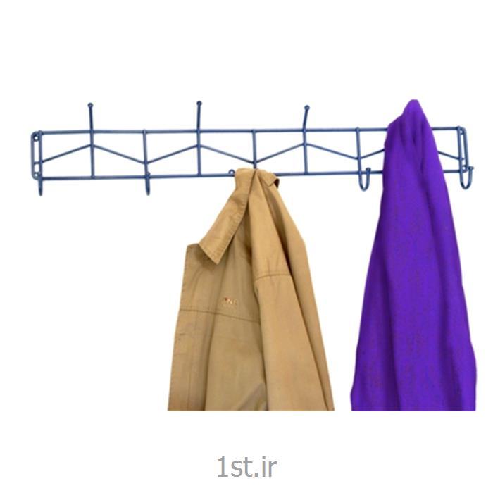 عکس آویز لباس ( چوب لباسی ) توشه نگهدار تمیزگستر اندیشان مدل فیروزه