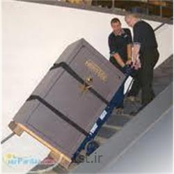 عکس حمل و نقل خاصجابجائی و حمل و نقل صندوق نسوز کاوه