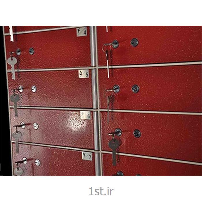 صندوق امانات بانکی فولادی ST37