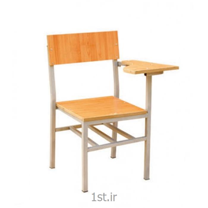 عکس صندلی مدرسهصندلی دانشجوئی MDF وحدت