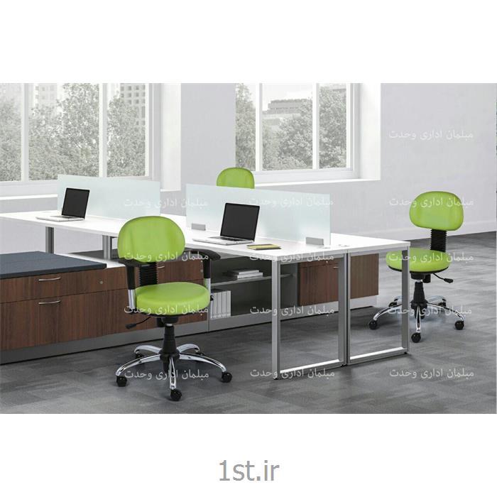 صندلی اداری کارمندی سری 101 R