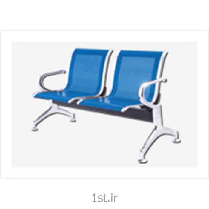 عکس صندلی انتظارصندلی انتظار پانچ دو نفره مدل H152