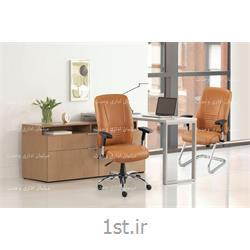 عکس صندلی اداریصندلی گردان اداری سری 820 R