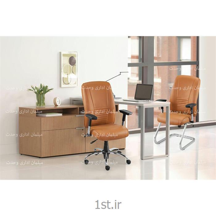صندلی گردان تحویلداری مدل RV 102 R