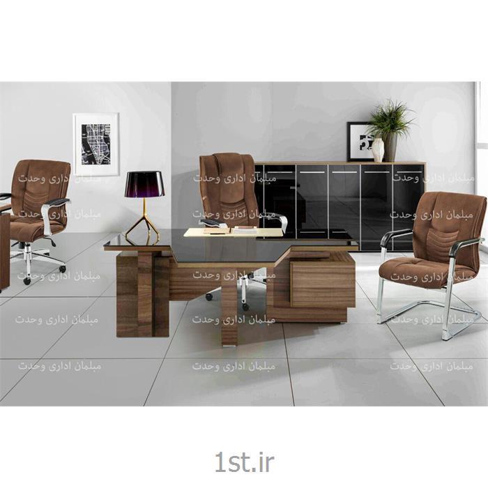 عکس صندلی اداریصندلیهای اداری سری 910 R