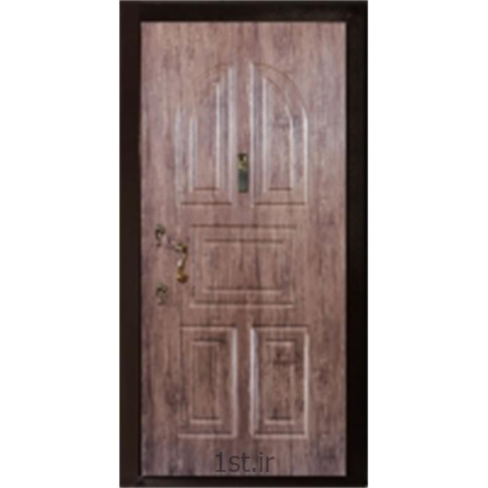درب چوبی ضد سرقت دولوکس آپارتمانی کاوه MP