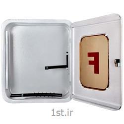 عکس جعبه ابزارجعبه شلنگ اتشنشانی فلزی وحدت