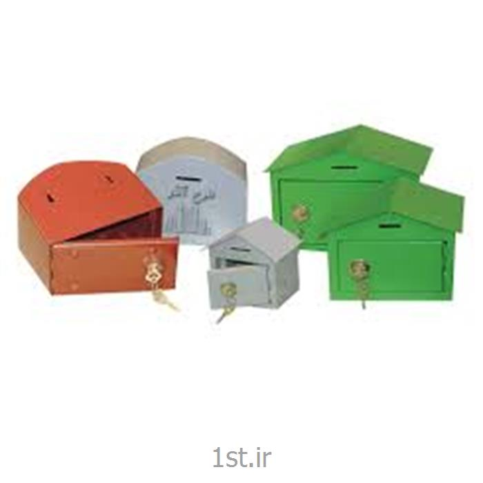 عکس جعبه پول (قلک)صندوق صدقات فلزی وحدت