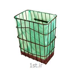 سطل زباله توری تمیز گستر اندیشان