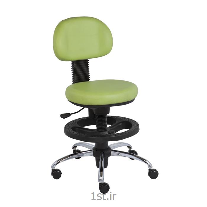 صندلی گردان تحویلداری مدل RK101R