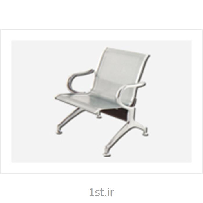 عکس صندلی انتظارصندلی انتظار پانچ تک نفره مدل H151