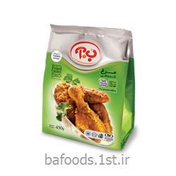 قطعات مرغ سوخاری (KFC) 450 گرمی ب . آ
