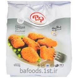 عکس سایر غذاها و نوشیدنی هاناگت مرغ آماده 950 گرمی ب . آ