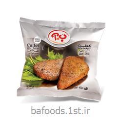 کتلت گوشت 40% (طعم خانگی) 450 گرمی ب.آ